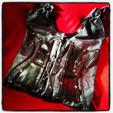 TOP CORSET BAG